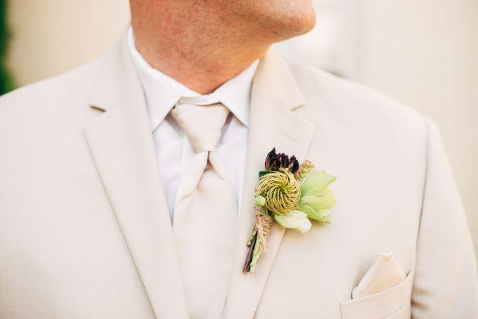 Bouquets & Boutonnieres by Mobtown Florals - 017