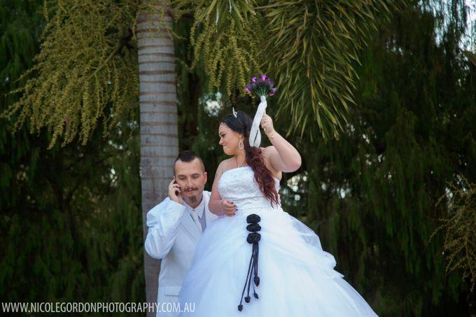 Wedding by Nicole Gordon Photography - 011