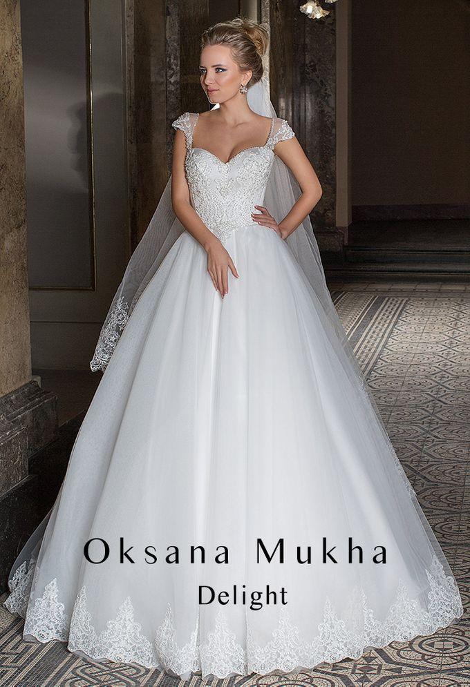 Wedding collection 2016 by OKSANA MUKHA - 013