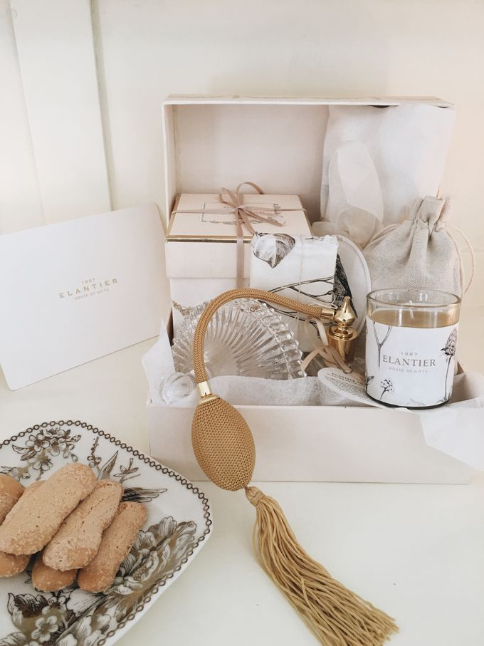 Christmas Hamper & Gift box by Elantier - 001
