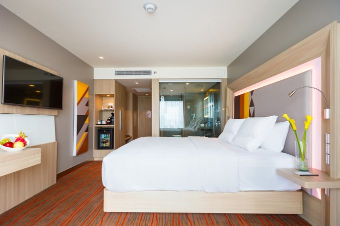 Rooms by Novotel Manila Araneta Center - 007
