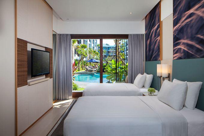 Rooms & Suites by Courtyard by Marriott Bali Seminyak - 001