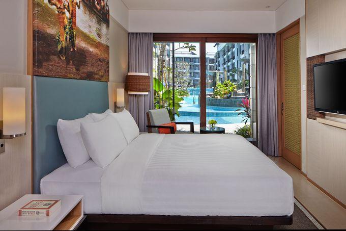 Rooms & Suites by Courtyard by Marriott Bali Seminyak - 002