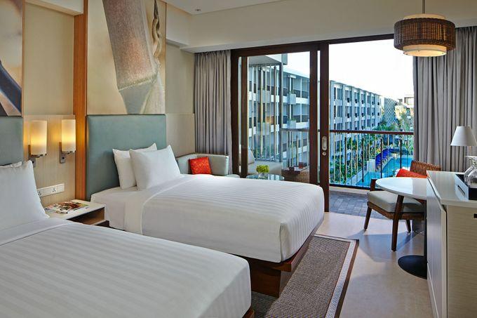 Rooms & Suites by Courtyard by Marriott Bali Seminyak - 003