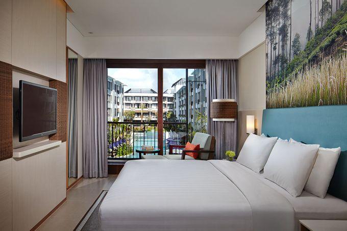 Rooms & Suites by Courtyard by Marriott Bali Seminyak - 004