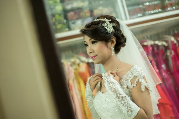 The Wedding of Deni & Nana by Experia Photography - 006