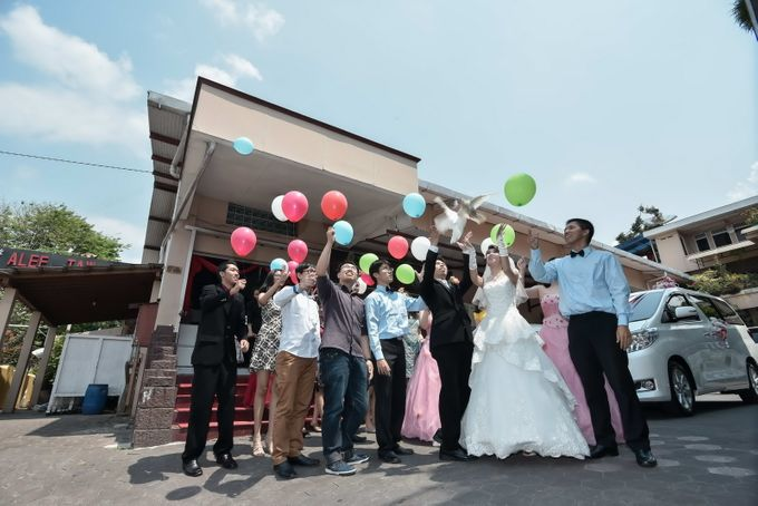 The Wedding of Deni & Nana by Experia Photography - 038
