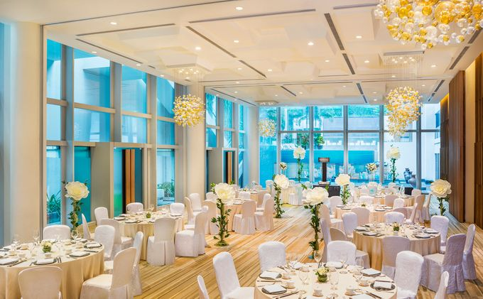Wedding Previews by Le Meridien Singapore, Sentosa - 001
