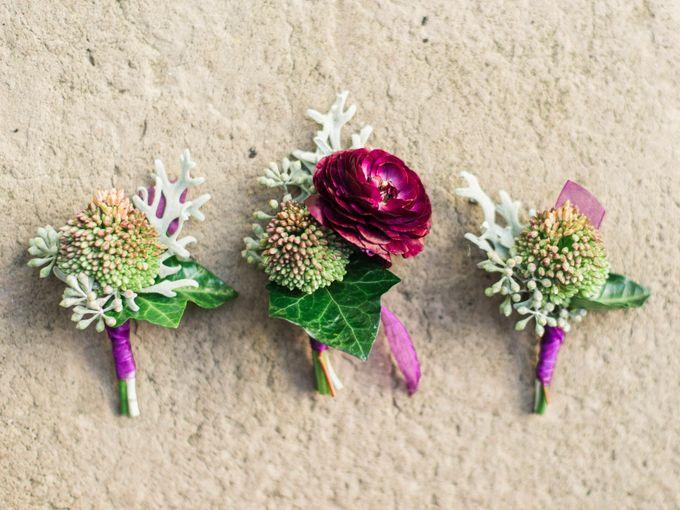 Bouquets & Boutonnieres by Mobtown Florals - 002