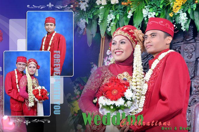 Rudi & Devi Wedding by Ngantermoto Photography - 001