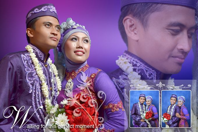 Rudi & Devi Wedding by Ngantermoto Photography - 002