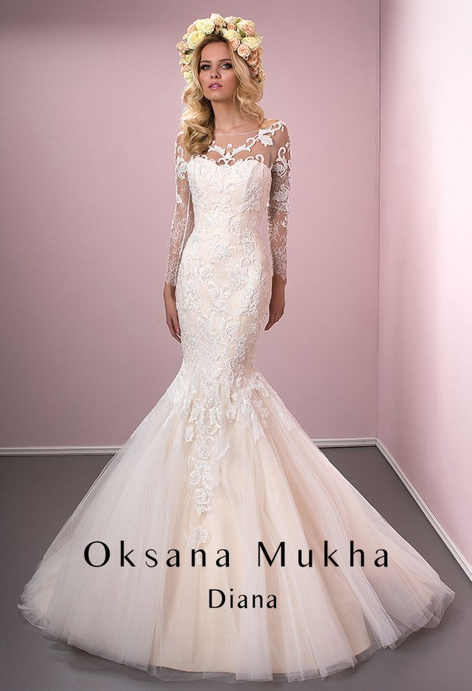 Preview Wedding Collection 2017 by OKSANA MUKHA - 010
