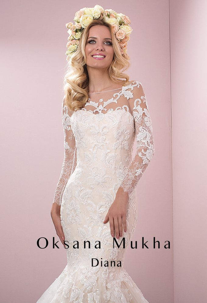 Preview Wedding Collection 2017 by OKSANA MUKHA - 011
