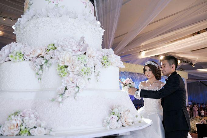 WEDDING OF DICKY & ELVIERA by Angie's Cake - 002