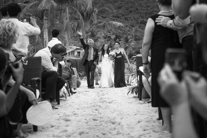 Diem & James, Mia Resort, Vietnam by Tim Gerard Barker Wedding Photography & Film - 005