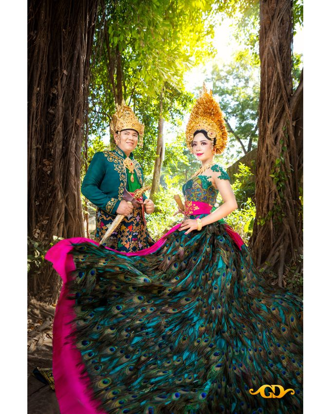 Dika & Ita Payas Bali by Gungde Photo - 001