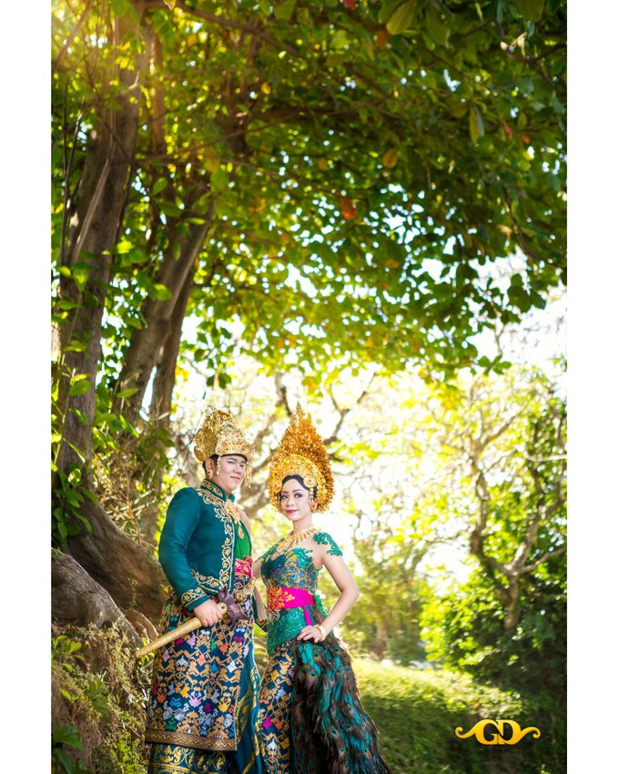 Dika & Ita Payas Bali by Gungde Photo - 004