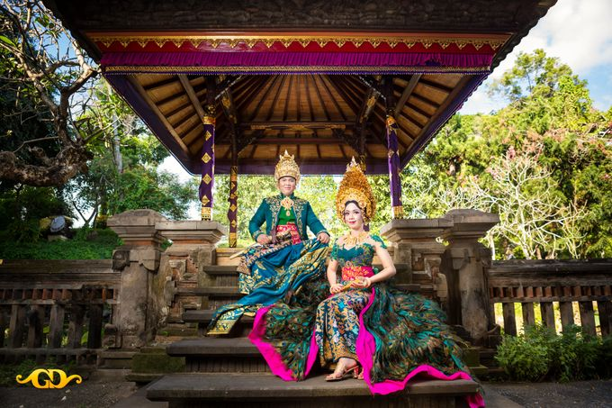 Dika & Ita Payas Bali by Gungde Photo - 005