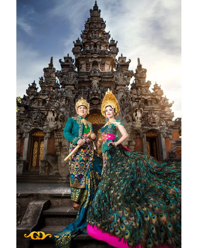 Dika & Ita Payas Bali by Gungde Photo - 002