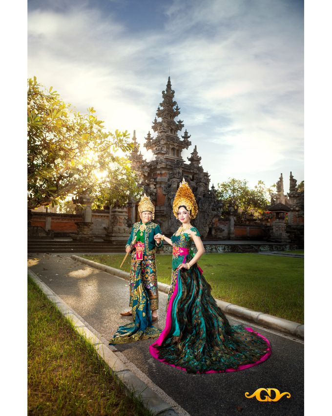 Dika & Ita Payas Bali by Gungde Photo - 003