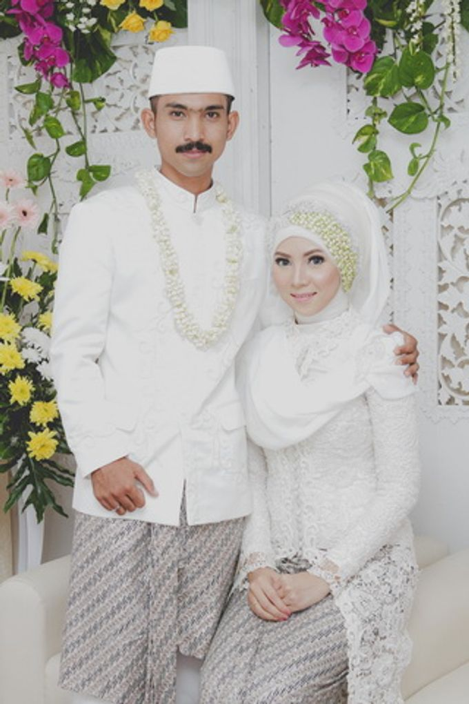 Dimas & Annisa Wedding by Alterlight Photography - 039