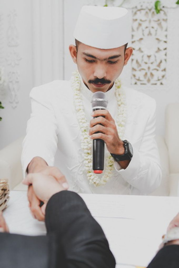 Dimas & Annisa Wedding by Alterlight Photography - 013