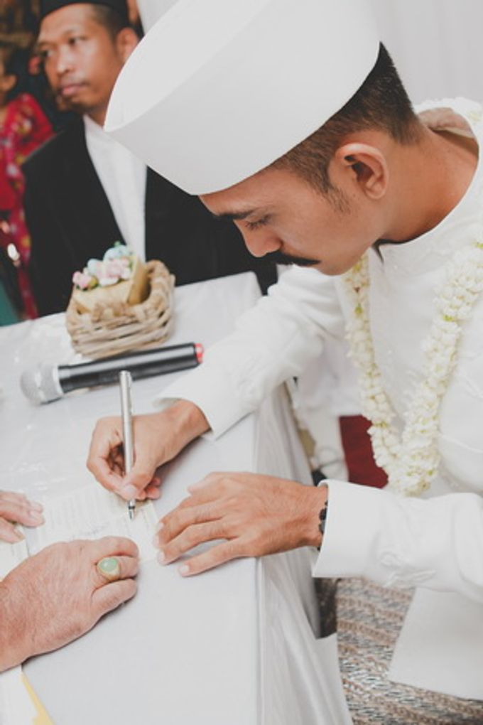 Dimas & Annisa Wedding by Alterlight Photography - 017