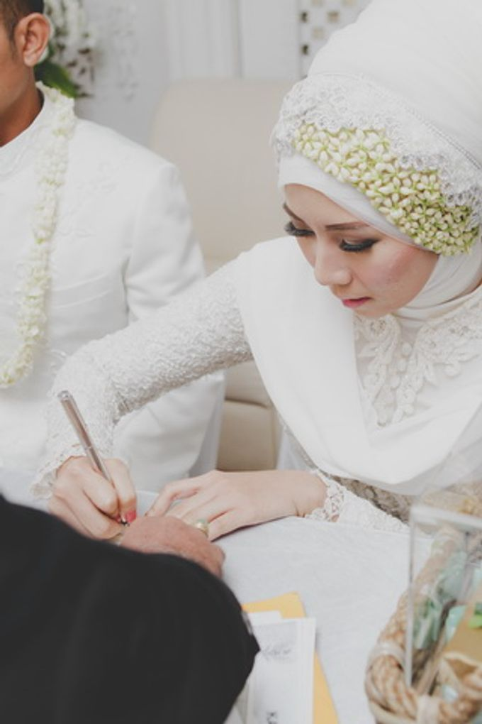 Dimas & Annisa Wedding by Alterlight Photography - 018