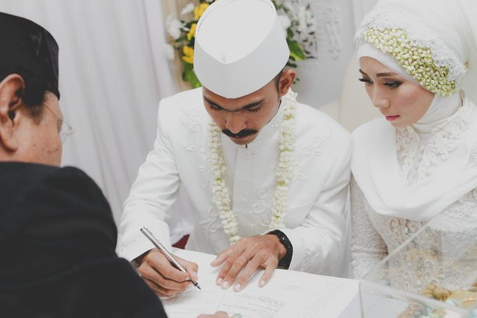 Dimas & Annisa Wedding by Alterlight Photography - 019