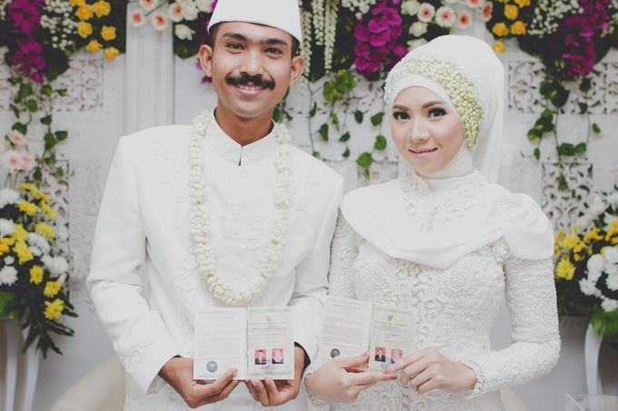 Dimas & Annisa Wedding by Alterlight Photography - 021