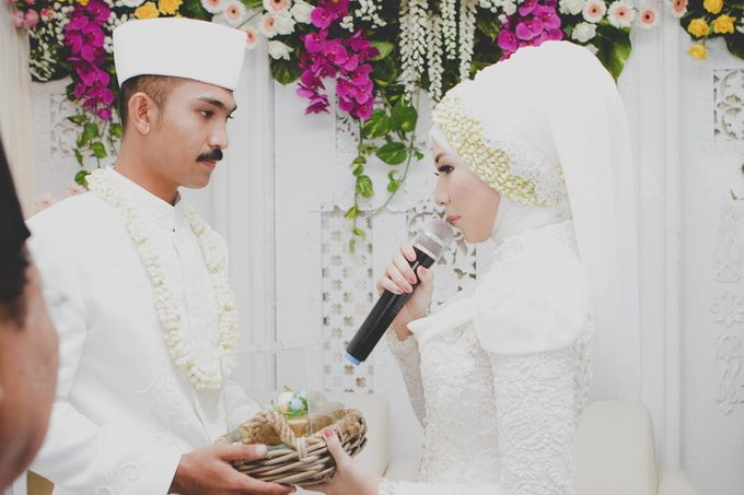 Dimas & Annisa Wedding by Alterlight Photography - 022