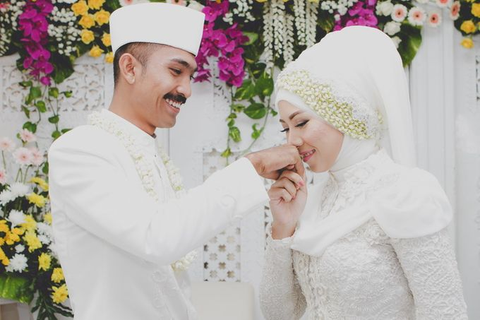Dimas & Annisa Wedding by Alterlight Photography - 023