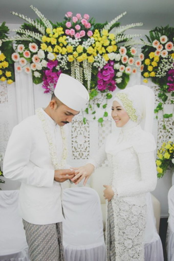 Dimas & Annisa Wedding by Alterlight Photography - 025