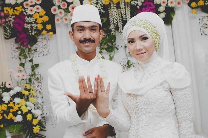 Dimas & Annisa Wedding by Alterlight Photography - 027