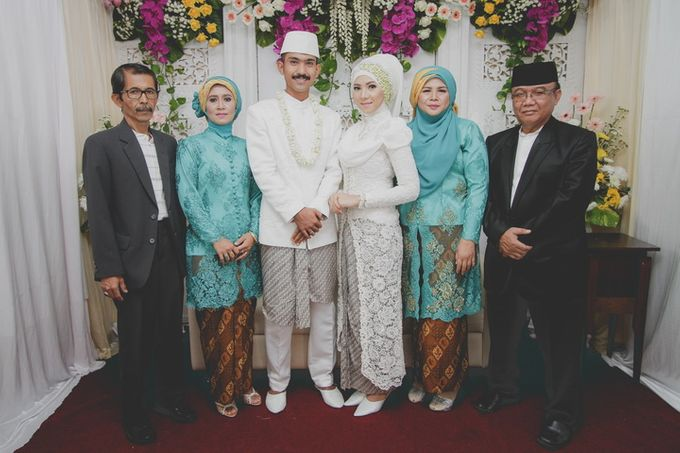 Dimas & Annisa Wedding by Alterlight Photography - 035
