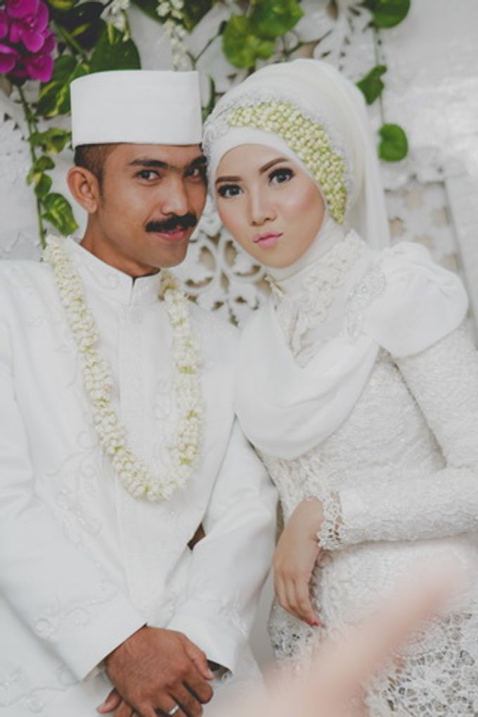 Dimas & Annisa Wedding by Alterlight Photography - 037