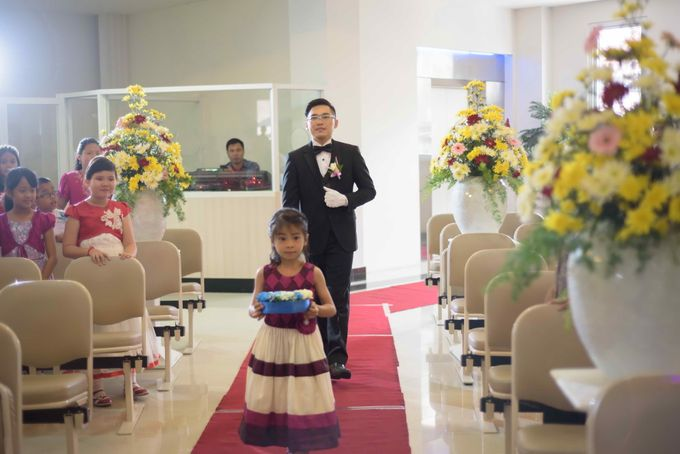 The Wedding of Dimas & Yonia by Experia Photography - 032