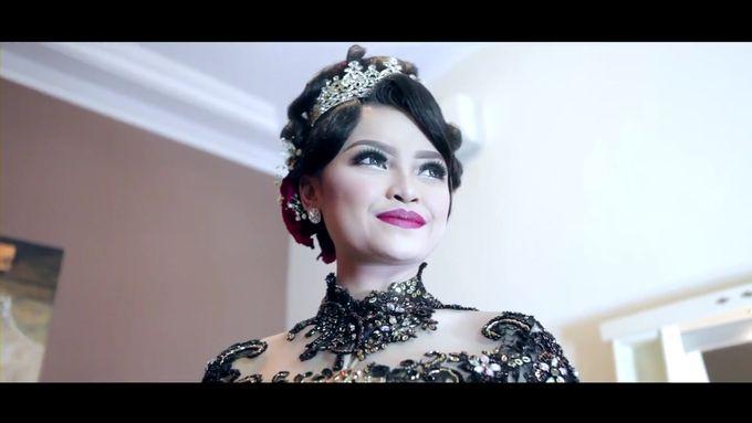 Dinda Yandi Wedding Highlight by Kata Pictures - 001