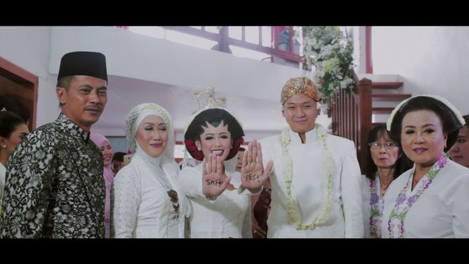 Dita & Willy Wedding Film by Kata Pictures - 001