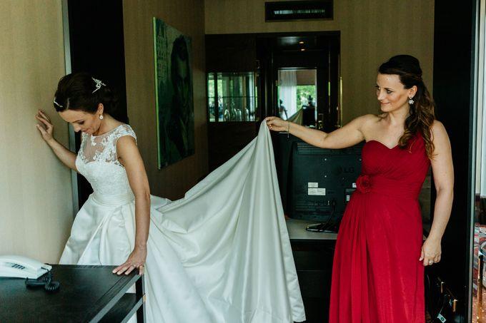 Wedding of Dominika & Eugen by Chris Yeo Photography - 011