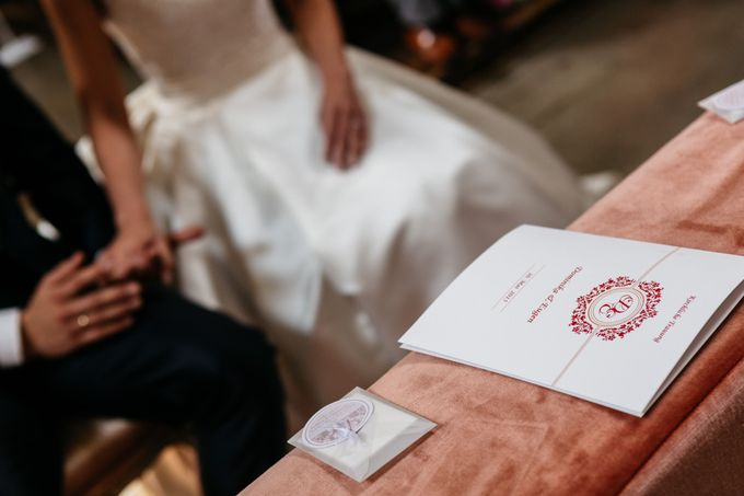 Wedding of Dominika & Eugen by Chris Yeo Photography - 026