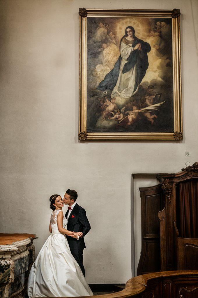 Wedding of Dominika & Eugen by Chris Yeo Photography - 035