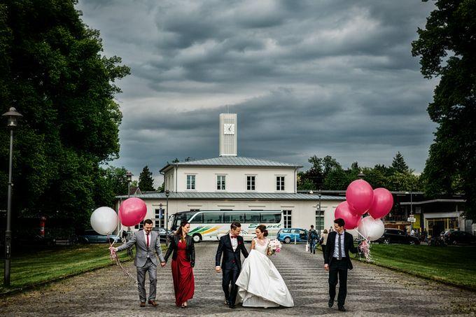 Wedding of Dominika & Eugen by Chris Yeo Photography - 036