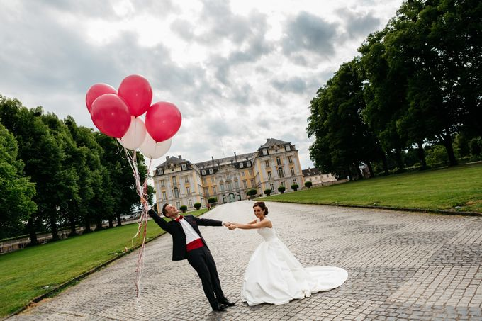 Wedding of Dominika & Eugen by Chris Yeo Photography - 038