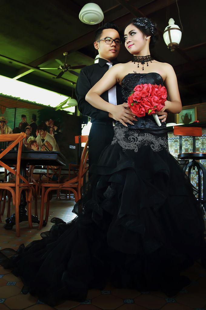 Bayu & Riris Prewedding by Donjuan Photography - 003