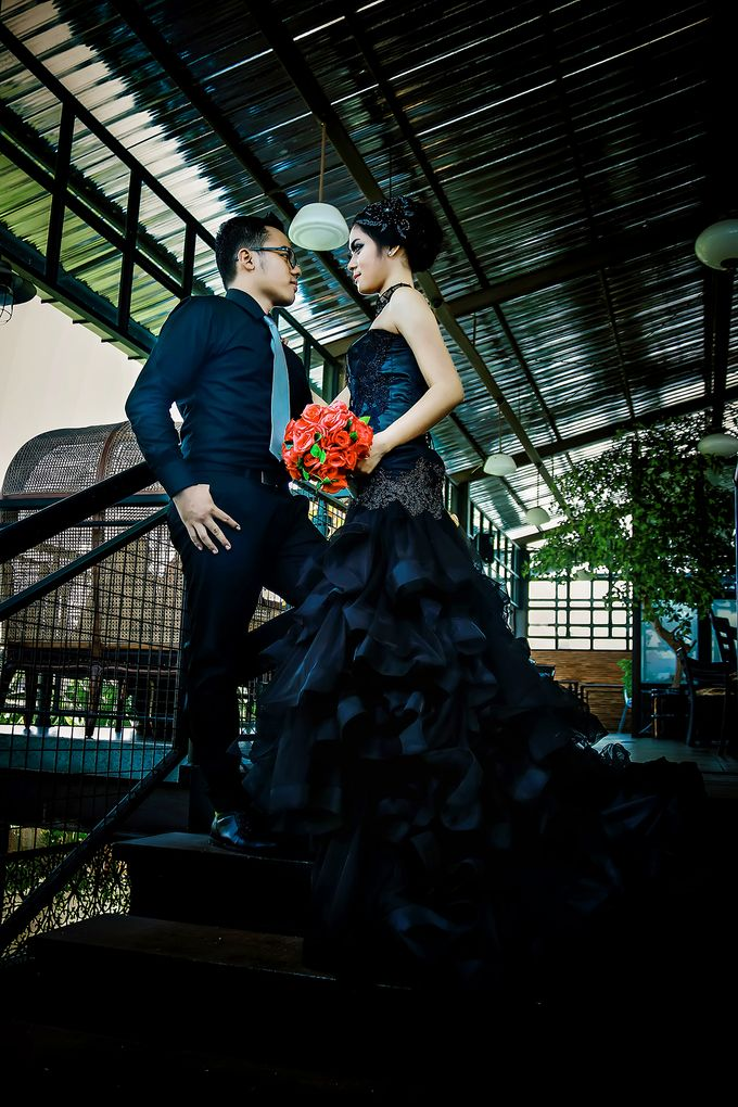 Bayu & Riris Prewedding by Donjuan Photography - 004