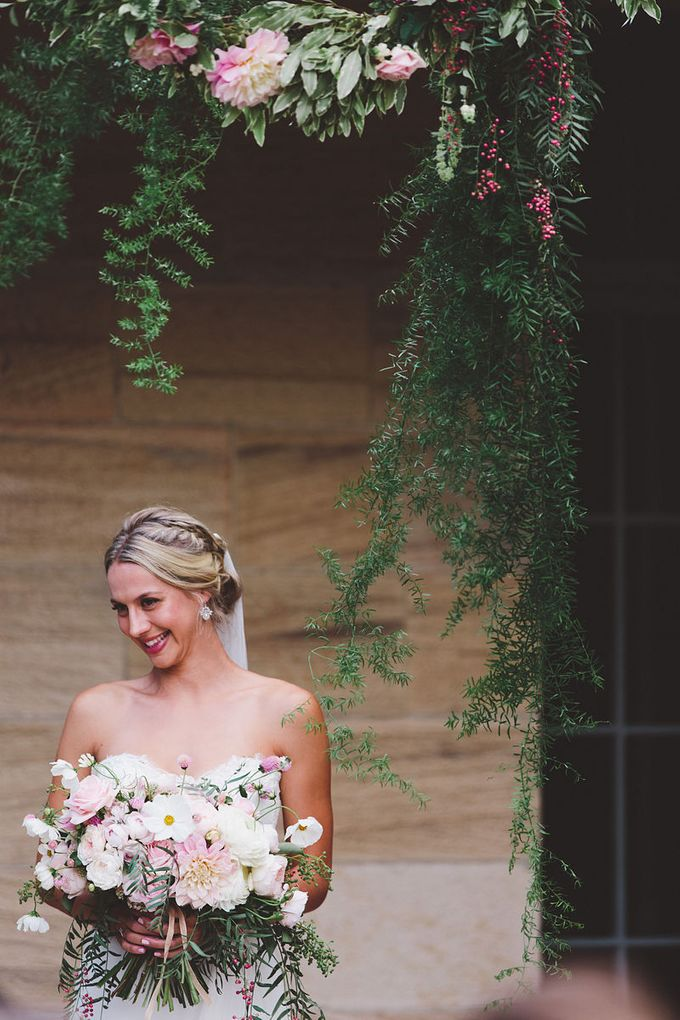 A summer wedding by Liv Lundelius Makeup - 002