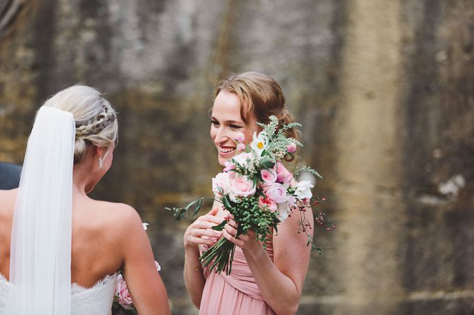 A summer wedding by Liv Lundelius Makeup - 005