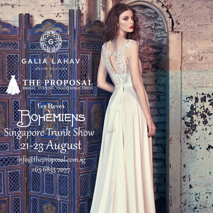 Les Reves Bohemiens Trunk Show 21-23 Aug by The Proposal - 005