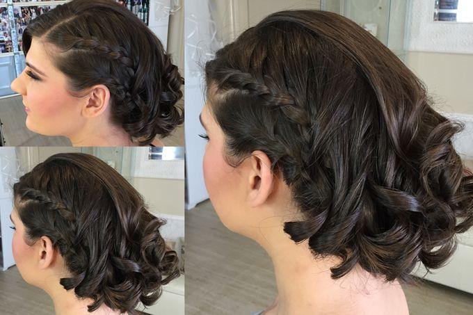 Wedding   Hair Styling by Felicia Sarwono Makeup Art - 007